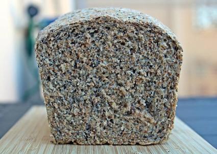pan de avena con amapolas